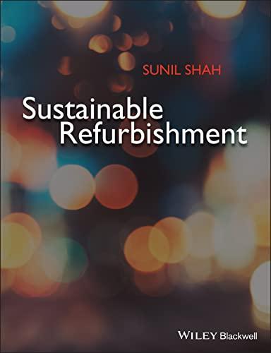 9781405195089: Sustainable Refurbishment