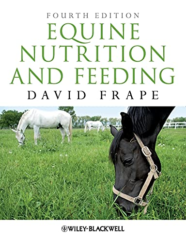 9781405195461: Equine Nutrition and Feeding
