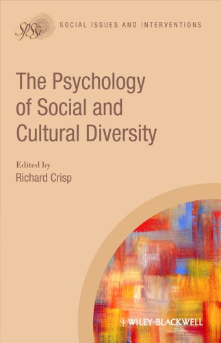 9781405195621: The Psychology of Social and Cultural Diversity (Social Issues and Interventions)