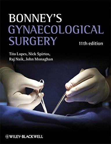 9781405195652: Bonney's Gynaecological Surgery
