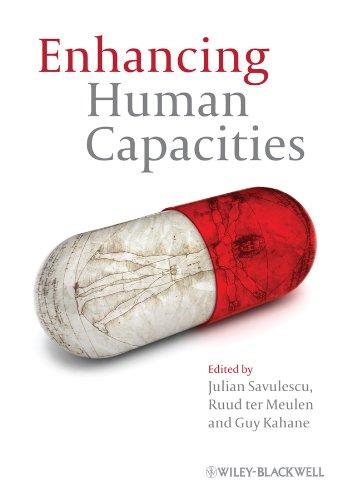 9781405195812: Enhancing Human Capacities