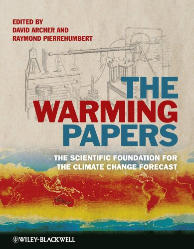 9781405196178: The Warming Papers: The Scientific Foundation for the Climate Change Forecast