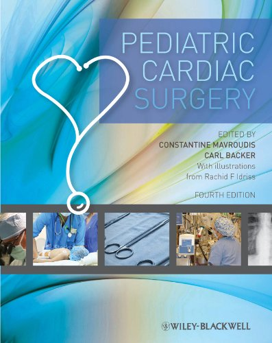 Pediatric Cardiac Surgery: Richid F. Idriss