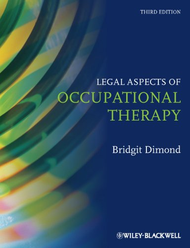 9781405196543: Legal Aspects of Occupational Therapy