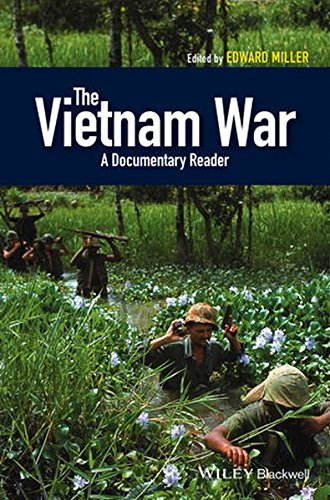 9781405196772: Vietnam War A Documentary Reader (Uncovering the Past Documentar)