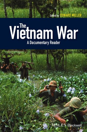 9781405196789: The Vietnam War: A Documentary Reader (Uncovering the Past: Documentary Readers in American History)