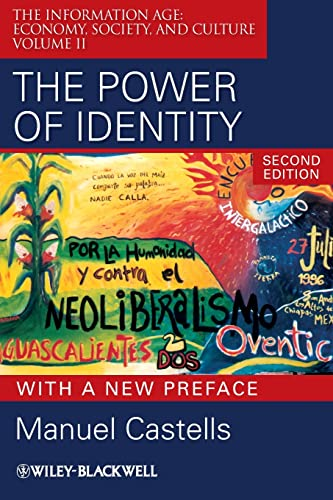 9781405196871: The Power of Identity: The Information Age: Economy, Society, and Culture Volume II