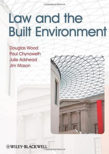 9781405197601: Law Built Environment