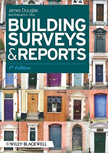 9781405197618: Building Surveys and Reports