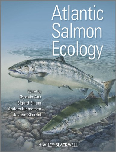 9781405197694: Atlantic Salmon Ecology