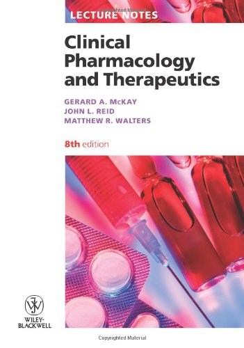 9781405197786: Lecture Notes: Clinical Pharmacology and Therapeutics