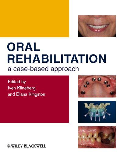 9781405197816: Oral Rehabilitation: A Case-Based Approach