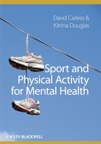 9781405197854: Sport and Physical Activity for Mental Health