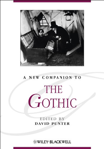 9781405198066: A New Companion to The Gothic