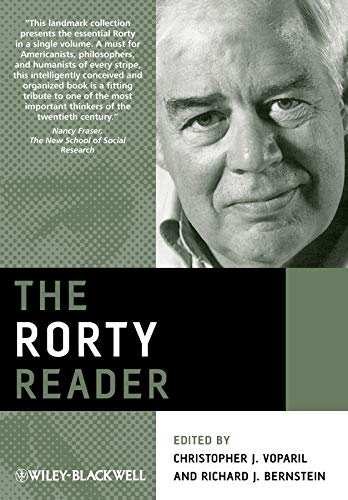 9781405198318: The Rorty Reader (Wiley Blackwell Readers)