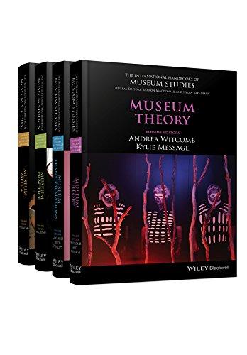 9781405198509: The International Handbooks of Museum Studies