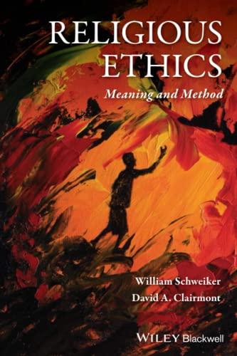 9781405198578: Religious Ethics: Meaning and Method