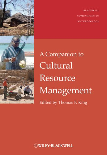 9781405198738: A Companion to Cultural Resource Management
