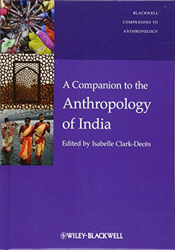 9781405198929: A Companion to the Anthropology of India