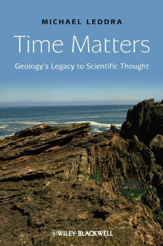 9781405199094: Time Matters: Geology's Legacy to Scientific Thought