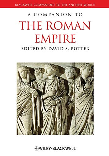 9781405199186: Companion to the Roman Empire P (Blackwell Companions to the Ancient World)