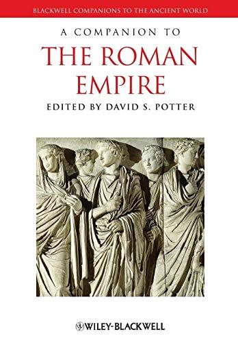 9781405199186: Companion to the Roman Empire [Lingua inglese]