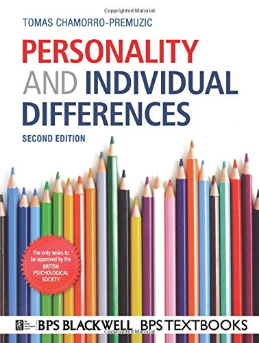 9781405199278: Personality and Individual Differences (BPS Textbooks in Psychology)