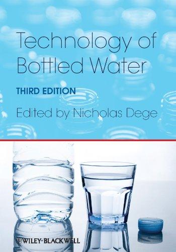 9781405199322: Technology of Bottled Water