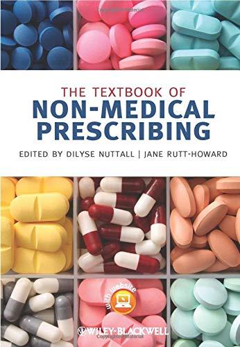 9781405199353: Textbook of Non-Medical Prescribing