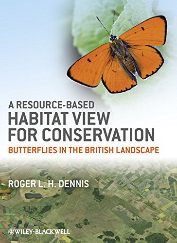 9781405199452: A Resource-Based Habitat View for Conservation: Butterflies in the British Landscape
