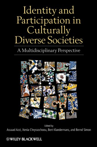 9781405199476: Identity and Participation in Culturally Diverse Societies: A Multidisciplinary Perspective