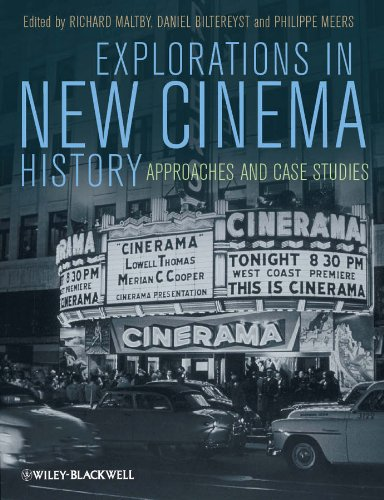 9781405199490: Explorations in New Cinema History: Approaches and Case Studies