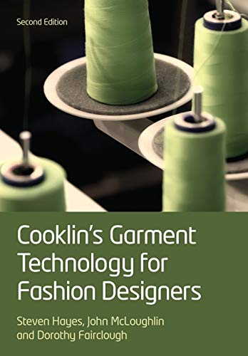 9781405199742: Cooklin's Garment Technology for Fashion Designers
