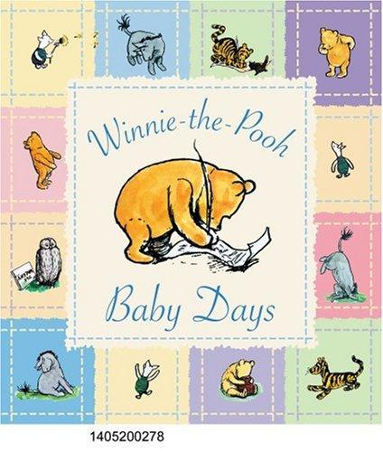 9781405200271: Winnie the Pooh Baby Days