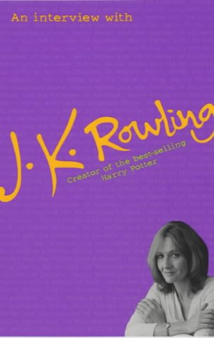 9781405200523: An Interview with J.K.Rowling