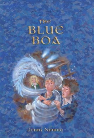 The Blue Boa (Children of the Red: Nimmo, Jenny