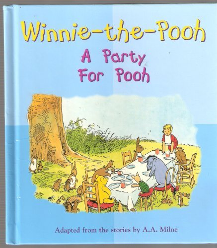 9781405201575: A Party for Pooh