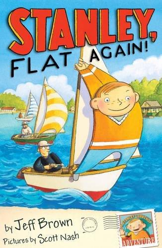 9781405202381: Stanley, Flat Again!