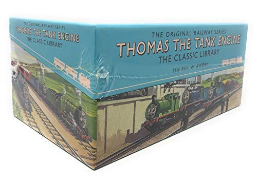 9781405203302: Thomas the Tank Engine: The Classic Library Station Box