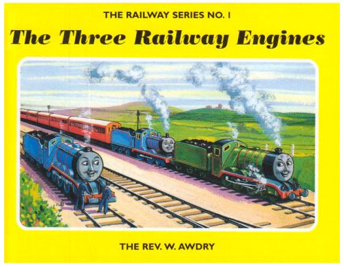 9781405203319: The Railway Series No. 1 : The Three Railway Engines (Classic Thomas the Tank Engine)