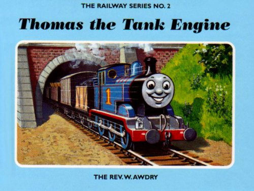 9781405203326: The Railway Series No. 2: Thomas the Tank Engine (Classic Thomas the Tank Engine)