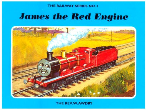 9781405203333: The Railway Series No. 3: James the Red Engine (Classic Thomas the Tank Engine)