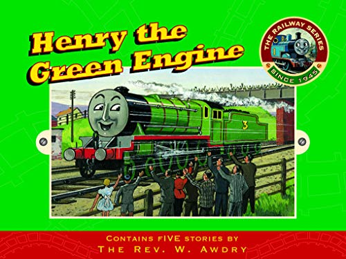 9781405203364: Henry the Green Engine (Railway)