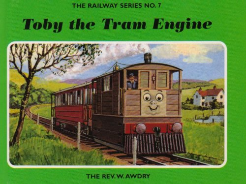 9781405203371: The Railway Series No. 7: Toby the Tram Engine