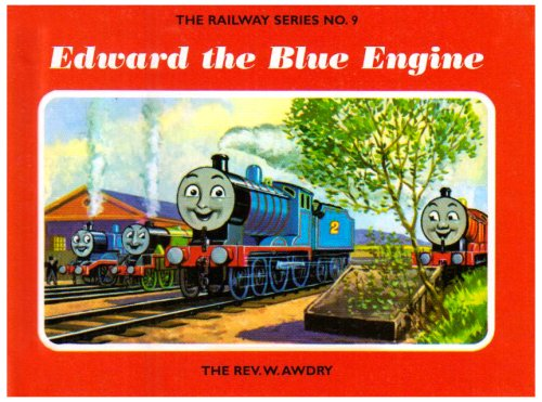 9781405203395: Edward the Blue Engine (Railway)