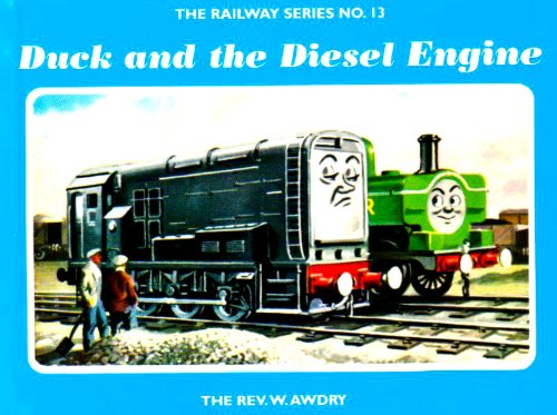 9781405203432: Duck and the Diesel Engine (Railway)