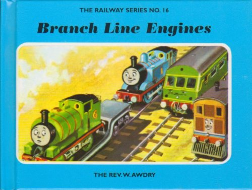 9781405203463: The Railway Series No. 16: Branch Line Engines