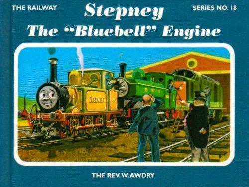 9781405203487: Stepney the Bluebell Engine (Railway)