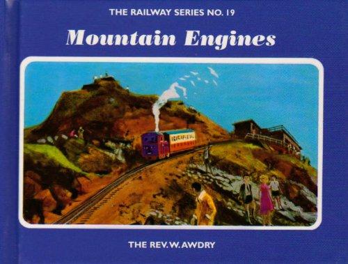 9781405203494: Mountain Engines (Railway)