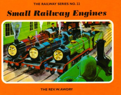9781405203524: Small Railway Engines [SIGNED]